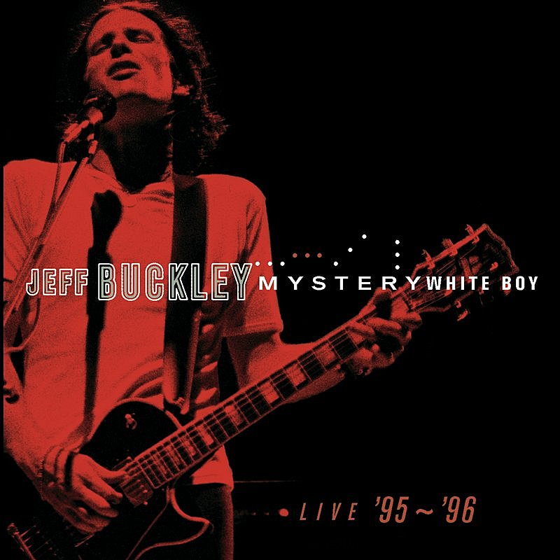 Jeff Buckley Mystery White Boy Import Aus Incl. 3 Bonus Tracks