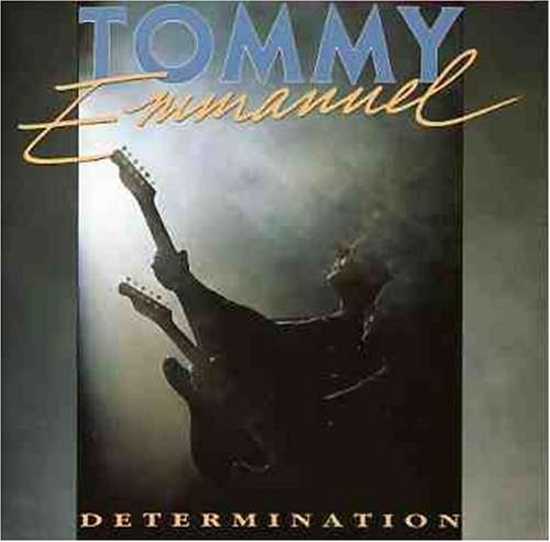 Tommy Emmanuel Determination Import Aus