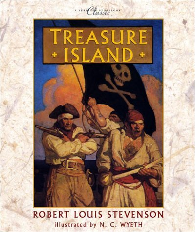 Robert Louis Stevenson Treasure Island Abridged
