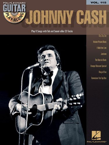Johnny Cash Johnny Cash [with CD (audio)]