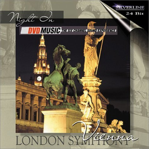London Symphony Night In Vienna Clr Dts Ac3 DVD Audio Nr