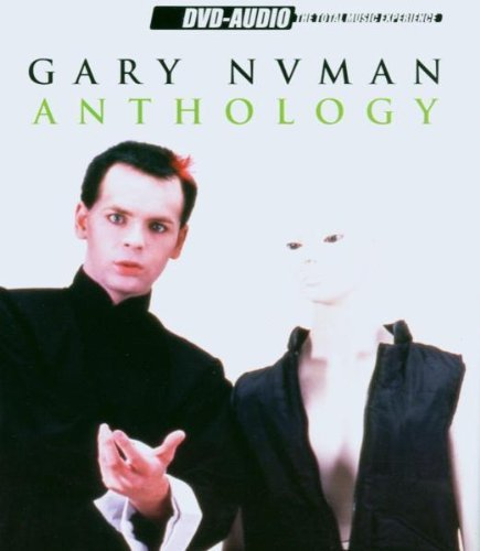 Numan Gary Anthology DVD Audio