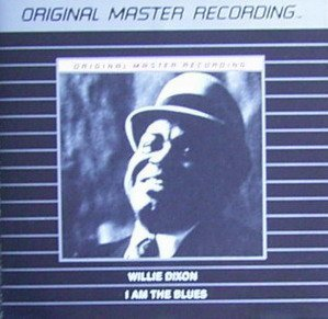 Willie Dixon I Am The Blues