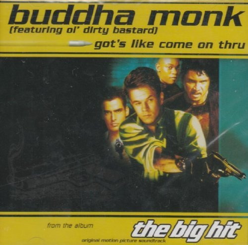 Buddha Monk Got's Like Come On Thru Feat. Old Dirty Bastard Goofy B W Red Rat