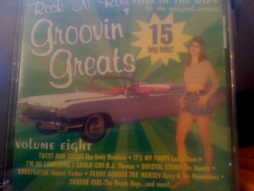 Groovin' Greats Hits Of The 60's Vol. 8