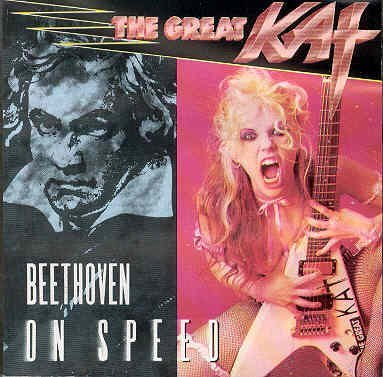Great Kat Beethoven On Speed