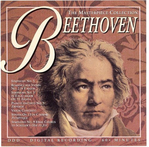 L.V. Beethoven Masterpiece Collection