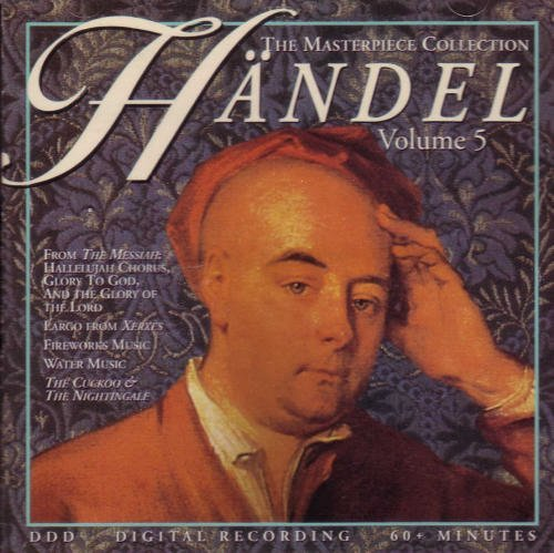 G.F. Handel Masterpiece Collection