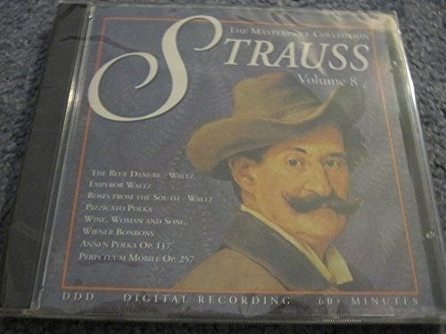 J. Strauss Masterpiece Collection