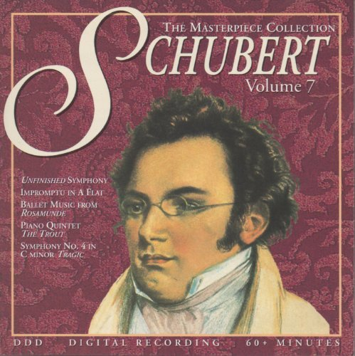 F. Schubert Masterpiece Collection