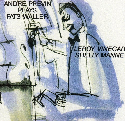 Andre Previn Plays Fats Waller