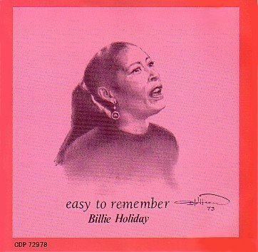 Billie Holiday Easy To Remember