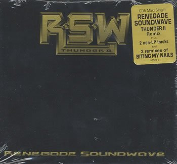 Renegade Soundwave Thunder 2 [vinyl]