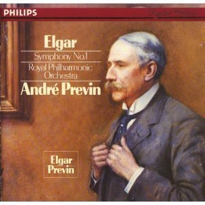 Andre & Royal Philharmonic Orchestra Previn Elgar Symphony No.1