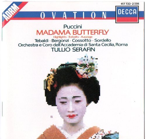 G. Puccini Madama Butterfly Hlts