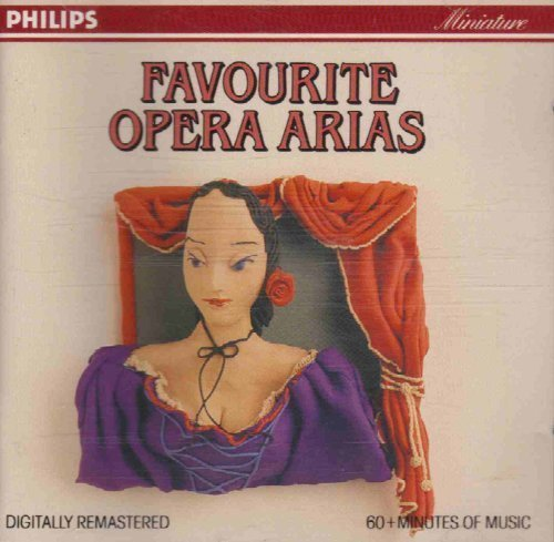 Favorite Opera Arias Favorite Opera Arias