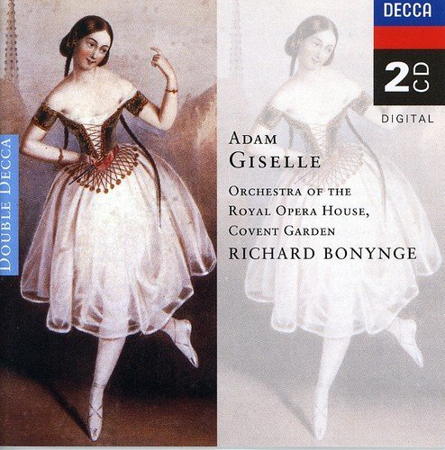 Bonynge Orchestra Of The Royal Adam Giselle Import Can