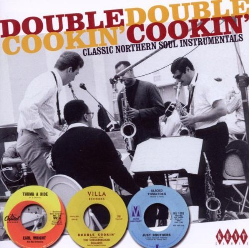 Double Cookin Classic Northern Soul Instrume Import Gbr
