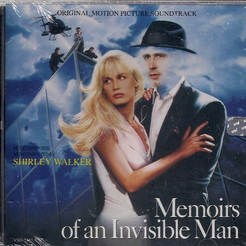 Memoirs Of An Invisible Man Soundtrack Music By Shirley Walker
