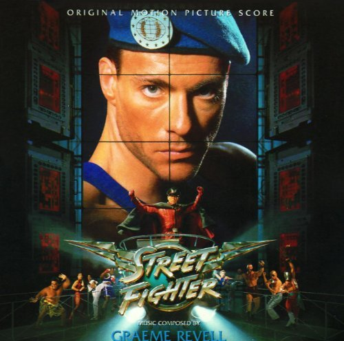 Streetfighter Soundtrack Music By Graeme Revell