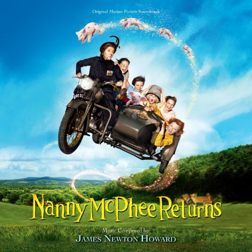 Nanny Mcphee Returns Soundtrack Music By James Howard Newton