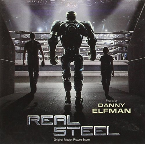 Danny Elfman Real Steel (original Score) Music By Danny Elfman