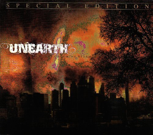 Unearth Oncoming Storm Special Edition Incl. DVD
