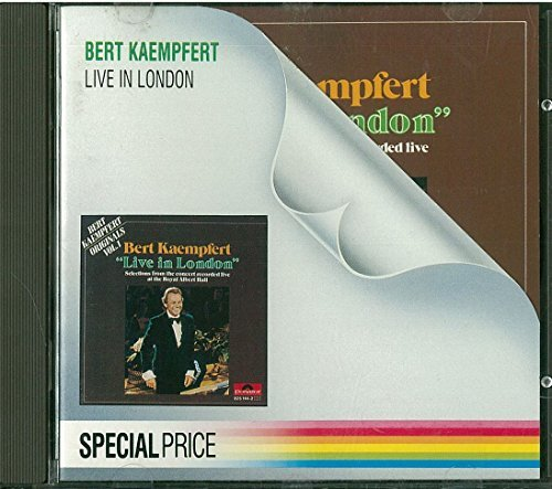 Bert & His Orchestra Kaempfert Live In London