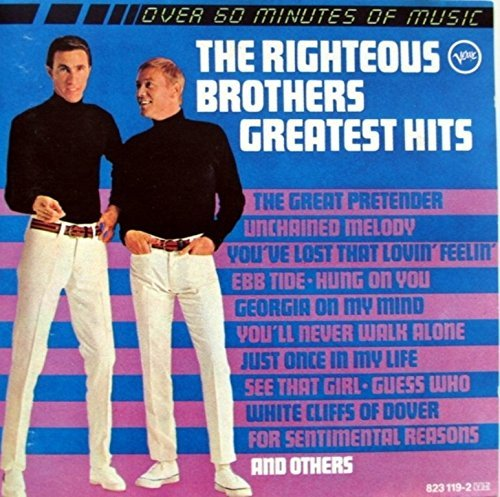 Righteous Brothers Greatest Hits