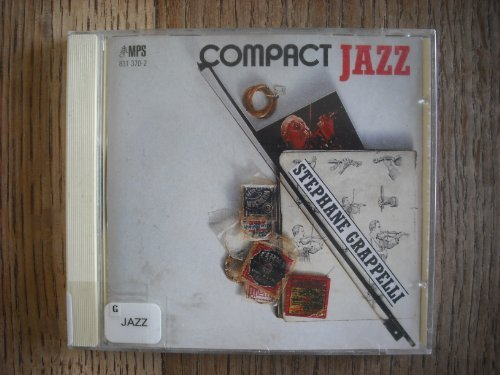 Stephane Grappelli Compact Jazz