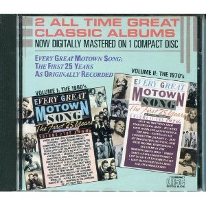 Brought To You By Motown Record Corporation Every Great Motown Song The First 25 Years Vol.