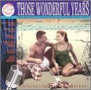 Those Wonderful Years Tenderly 1950's Love Songs