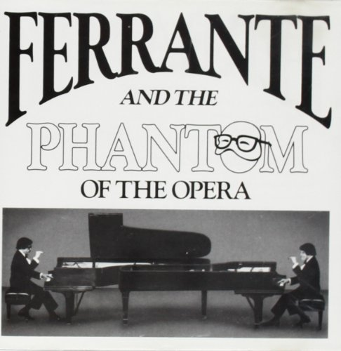 Ferrante Art Ferrante & The Phantom