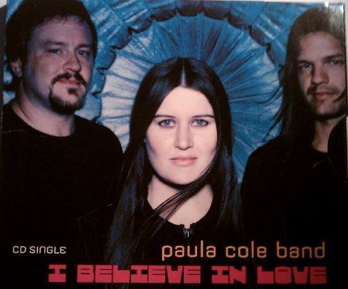 Paula Cole I Believe In Love B W Night
