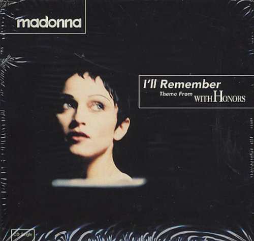 Madonna I'll Remember Secret Garden