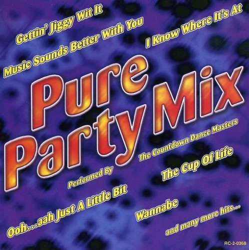 Countdown Dance Masters Pure Party Mix