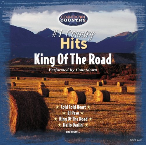 Countdown Singers King Of The Road