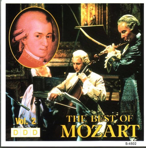 W.A. Mozart Vol. 2 Best Of Mozart