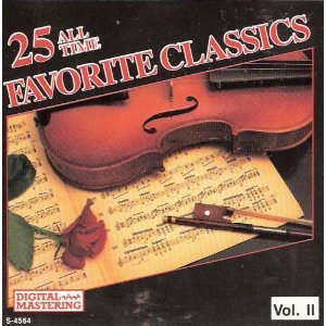 25 All Time Favorite Classics Vol. 2 [import]