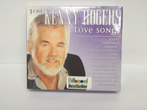Kenny Rogers Kenny Rogers Love Songs 3 CD Set