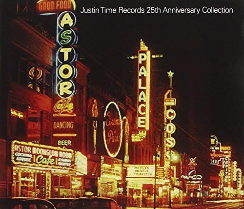 Justin Time 25th Anniv. Collec Justin Time 25th Anniv. Collec Lmtd Ed. 2 CD