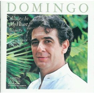 E. Lecuona Always In My Heart Domingo*placido (ten)
