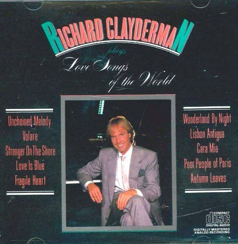 Richard Clayderman Love Songs Of The World