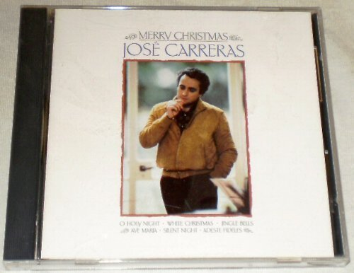Jose Carreras Merry Christmas