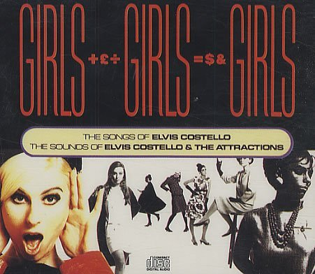 Elvis Costello Girls Girls Girls