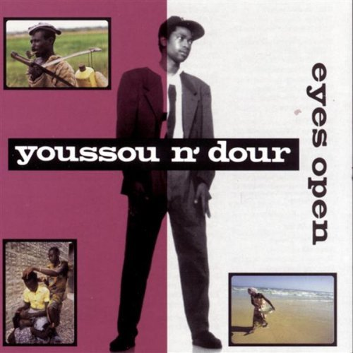 N'dour Youssou Eyes Open