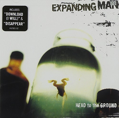 Expanding Man Head To The Ground
