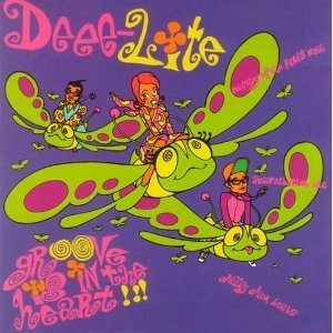 Deee Lite Groove Is In The Heart