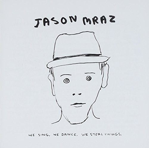 Jason Mraz We Sing We Dance We Steal Thin Import Esp