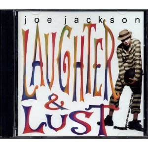 Jackson Joe Laughter & Lust